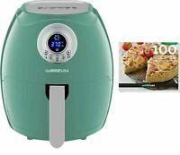 GoWISE USA 1200W 3.7 Qt. Digital Air Fryer (Mint)  - GW22961