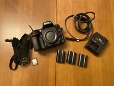 Nikon D610 24.3MP Digital SLR Camera - Black (Body Only) 7,044 Shutter Count!