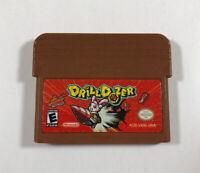 Drill Dozer AUTHENTIC (Nintendo Game Boy Advance) GBA - SAVES OK, NO RUMBLE