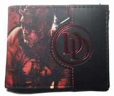 Marvel Comics Daredevil Symbol and Comic Art Bi-Fold WALLET