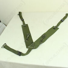 ORIGINAL ARMY CARRY STRAP - Genuine Military Carrying Utility Surplus Webbing