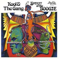 Spirit Of The Boogie (Disco Fever) - Kool & The Gang (2018, CD NEUF)