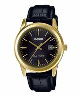 MTP-VS01GL-1A2 Men's Watches Casio Analog Genuine Leather Band