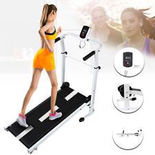 Manual Mini Treadmill Running Walking Jogging Exercise Fitness Machine Folding