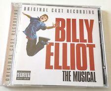 BILLY ELLIOT THE MUSICAL ORIGINAL CAST RECORDING MUSICHE DI ELTON JOHN CD O.S.T.