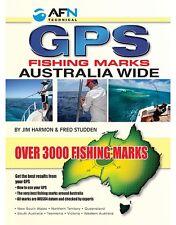 NEW AFN GPS Fishing Marks Australia Wide + 3000 Fishing Marks by Jim Harmon