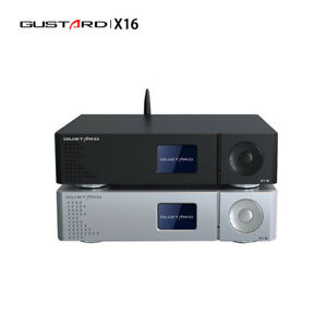 GUSTARD X16 Dual ES9068AS XMOS XU216 IIS-HDMI LDAC Full Balanced Audio Decoder
