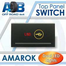 Amarok Push Switch A2C35 USB on-off LED 12V 3A for Volkswagen TOP PANEL