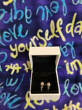 PANDORA Silver Hearts Safety Chain WITH BOX