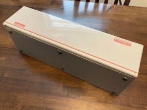 Genuine Nintendo NES GPX1500 Laserline Storage Case 15 Game Holder - A Classic!