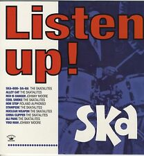 Various Artists - Listen Up! Ska NEW VINYL LP £10.99 KINGSTON SOUNDS 180 Gram