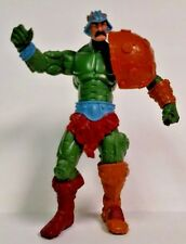 MOTU Man At Arms 200X Figure He-Man Masters of the Universe Rare HTF Mattel 2001