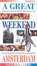 A Great Weekend In Amsterdam, Vanderhaeghe, Katherine, Very Good Book