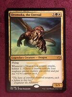 Dromoka, the Eternal    VO  -  MTG Magic (Mint/NM)