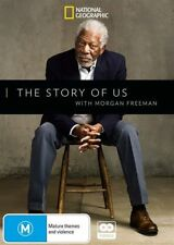 The Story Of Us With Morgan Freeman (DVD, 2018)