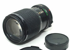 OBJECTIF CANON FD 35 - 105 MM MACRO  3.5 / 4.5  ANCIEN  OCCASION