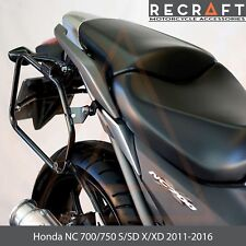 Honda NC 700 / 750 S / SD X / XD 2011-2016 Side Carrier Luggage Mount ver. 2