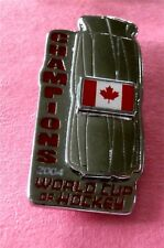 Canada World Cup of Hockey 2004 Champions New Lapel Pin