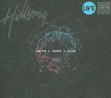 Hillsong United : Faith Hope Love Live CD NEW