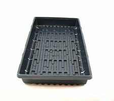 1020 Greenhouse Growing Tray With Holes - Seed Starting Propagation - 100 Count