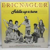 Eric Nagler Fiddle Up A Tune 1982 Elephant Records LP VG+ Vinyl Record