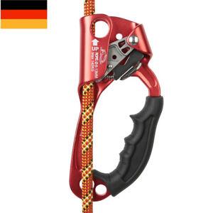 Handsteigklemme Ascender Move up Steigklemme Bergsteigen - Rechtshändig 8-13mm