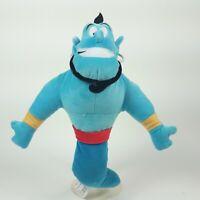 "Disney Parks Plush Aladdin Genie Toy Doll Bean Bag 14"" Rare Edition"