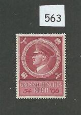 MNH postage stamp / Adolph Hitler / Nazi Germany / 1944 Birthday issue / MNH