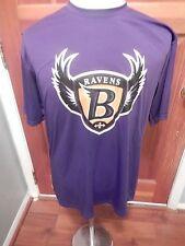Baltimore Ravens Football Vintage Original Team Logo New Short Sleeve Shirt