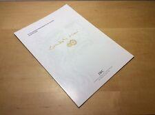 Salesfolder IWC Schaffhausen - Il Brillante Rinascimento Del Da Vinci - ESP