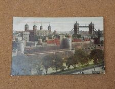The Tower of London & Tower Bridge Tinted posted