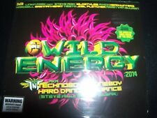 WILD ENERGY 2014 Various 2 CD Mixed By Technoboy + Tuneboy Hard Dance Alliance –