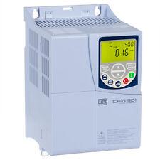 WEG VFD MODEL#CFW501C24P0T2D NEW IN BOX CFW501 24.0A 7.5HP DB 3PH 230V HVAC IP20