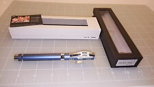 Judd's NEW Online Germany Vision Matte Blue Rollerball Pen
