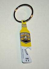 Doc Otis Hard Lemon Malt Beverage Advertising Promo Key Chain Bottle Opener New