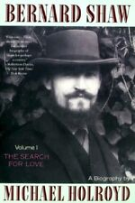 George Bernard Shaw - The Search for Love Volume I - Softcover 1st Edition 1988