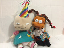 Rugrats Nanco Plush Lot - Susie (Suzie) Carmichael & Birthday Party Phil