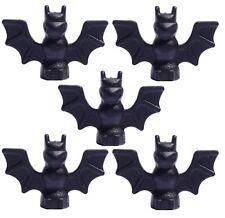 ☀️NEW Lego Friends Animal Black BATS x5 Flying Halloween Creature w/Wings Fangs