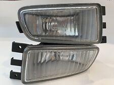 1998-2005 Lexus GS300 GS400 OEM Left & Right Clear Fog Lights 01 02 03 04