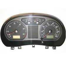 VW Polo 1.2 Speedo Clocks 140 mph Speedometer 6Q0920900