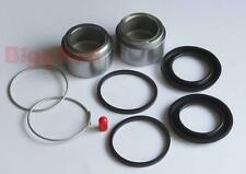 FRONT Brake Caliper Seal & Piston Repair Kit for PORSCHE 911 1966-1989 (BRKP85S)