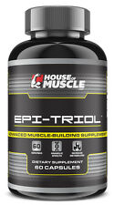 House Of Muscle Epi-Triol -- Advanced Muscle Building Supplement -- 60 capsules