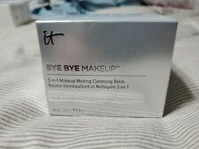 IT Cosmetics Bye Bye Makeup 3-in-1 Cleansing Balm- 2.82 oz- New in box