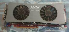 MSI N275GTX TWIN FROZR OC GeForce GTX 275 896MB 448-bit GDDR3 PCIe Video Card