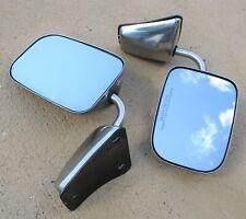 OEM 1973-1991 Chevy GMC Truck Suburban K5 Blazer Stainless Steel Door Mirrors