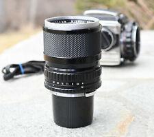 Nikkor 200mm f4 for Zenza Bronica