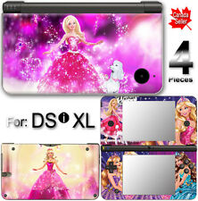Barbie Charm Fashion Cute Popular SKIN DECAL STICKER COVER for Nintendo DSi XL