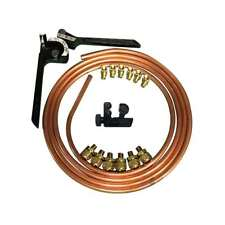 COPPER HARD OIL LINE KIT FOR HARLEY DAVIDSON® MOTORCYCLES, CHOPPERS AND BOBBERS