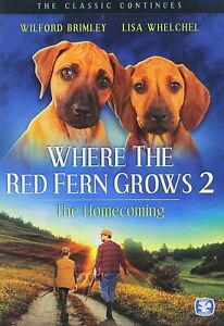 Where the Red Fern Grows 2: Homecoming (DVD)