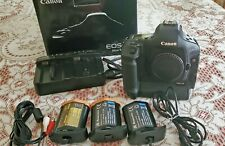 Canon EOS 1D Mark IV 16.1MP Professional  Digital SLR (Body + Batteries)